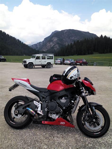 Suzuki Motorrad Gsx R 750 by Umgebautes Motorrad Suzuki Gsx R 750 Von Gpalex 1000ps At