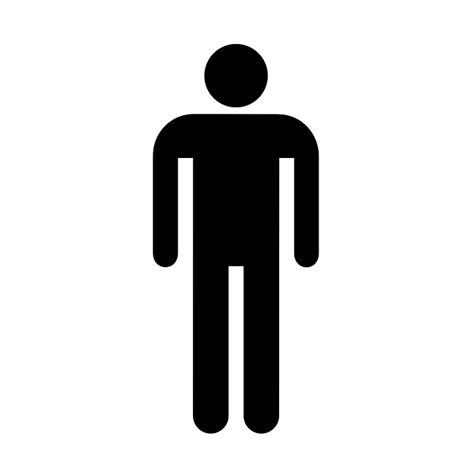 bathroom sign person image vectorielle gratuite toilettes inscrivez vous
