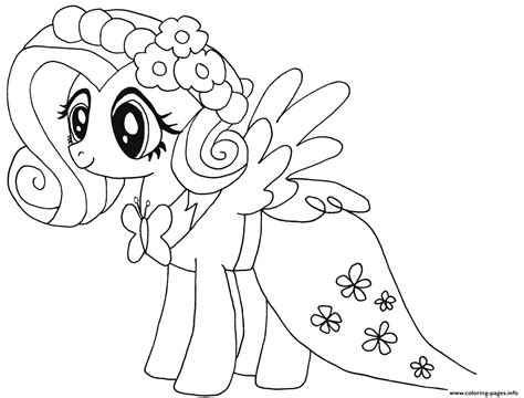 my little pony cute coloring pages cute fluttershy my little pony coloring pages printable