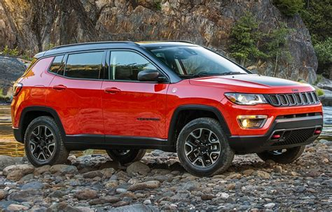 New Jeep Compass 2017 Jeep Compass Preview J D Power Cars