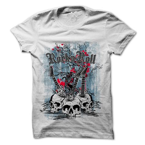Tshirt Rock And Roll rock n roll t shirt