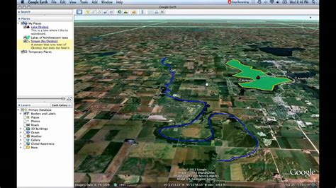 youtube tutorial google earth 5 paths and tours google earth tutorial youtube