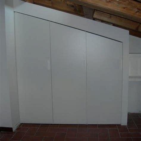armadi bologna realizzazioni arredamento bologna arredare armadio mansarda