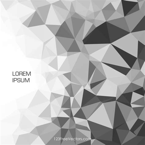 pattern background illustrator free polygonal dark grey pattern background illustrator
