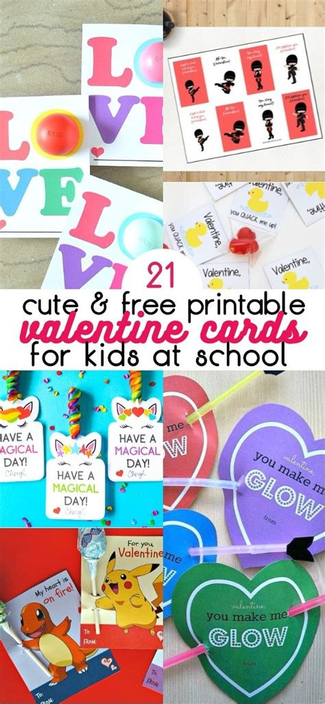 Printable Cards For Classmates
