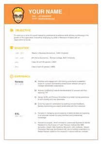 modern resume 04