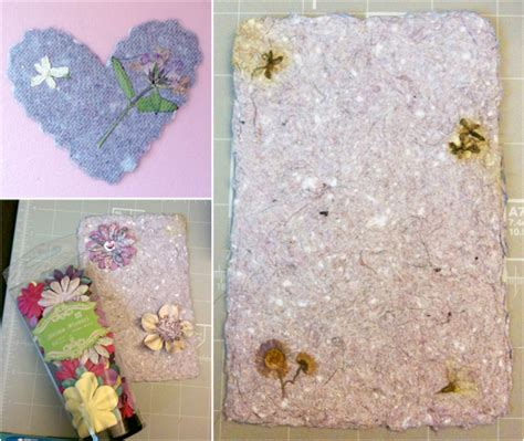 How To Make Paper Out Of Lint - make paper out of dryer lint 187 dollar store crafts
