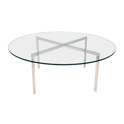 barcelona coffee table mies der rohe rentals furniture rentals formdecor