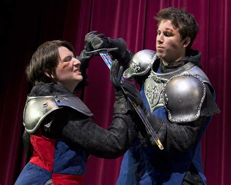 William Shakespeare 3774 by Uco Press Release Uco To Stage Shakespeare S Henry V