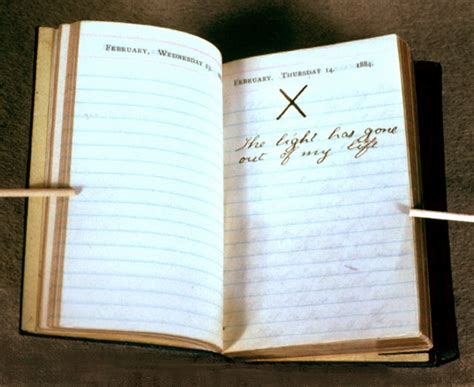 Diary Teddy diary entries the light of roosevelt s