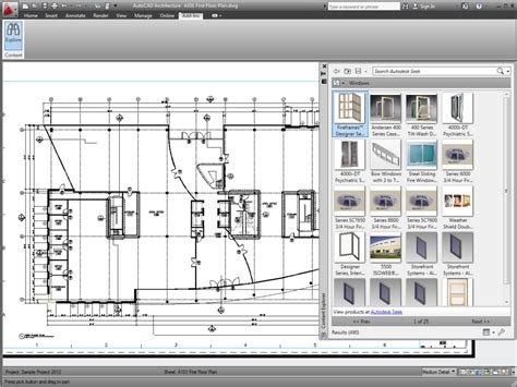 free architectural drawing software