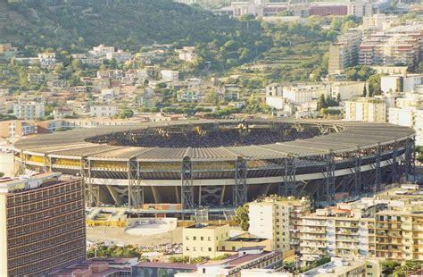 www san paolo panoramio photo of stadio san paolo di napoli g amato