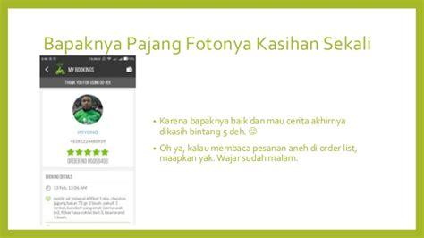 demand service review  gojek