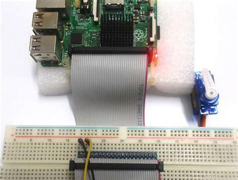 raspberry pi servo motor tutorial