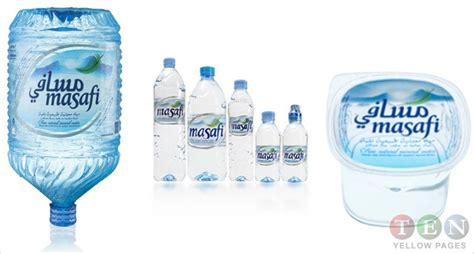 emirates water masafi mineral water corporate office al quoz