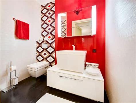 charming  colorful bathroom designs