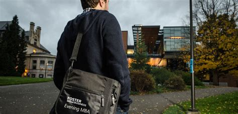Uw Foster Mba Part Time by Evening Mba Admitted Students Foster School Of Business