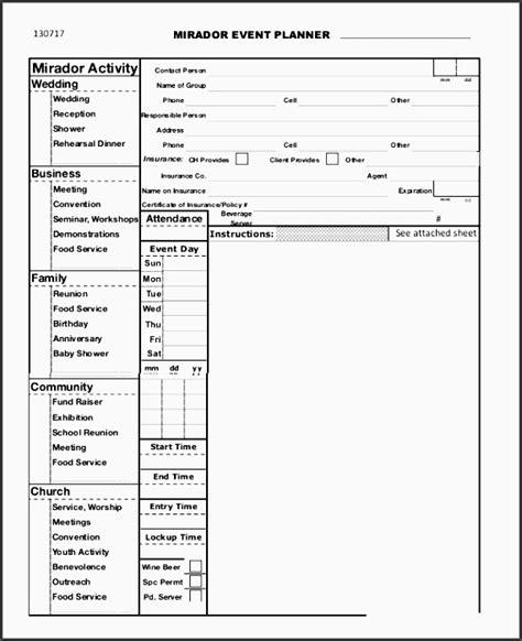 10 Church Event Planning Checklist Exle Sletemplatess Sletemplatess Church Event Planning Checklist Template