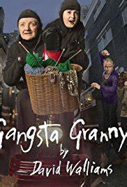 gangster granny full film gangsta granny tv movie 2013 imdb