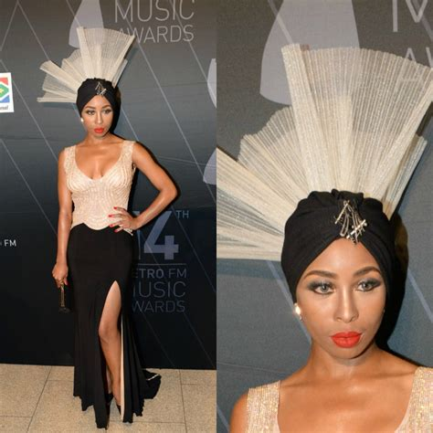 khanyi mbau part 1 10 sa celebs who always rock the turban style part2