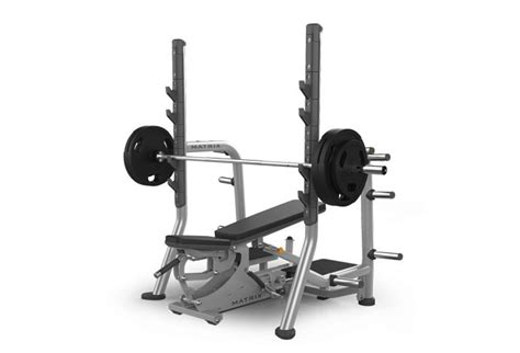 free weights bench 3 way olympic bench mg c895 magnum series free weights