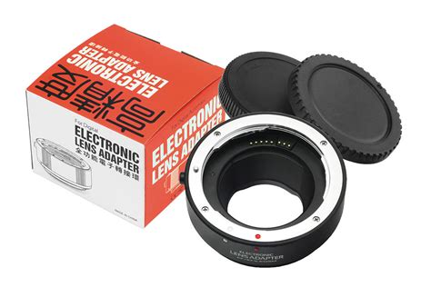 Canon Eos M Lens Adapter Electronic Eos To Eos M Merk Viltrox auto focus af electronic lens adapter ring for canon ef ef