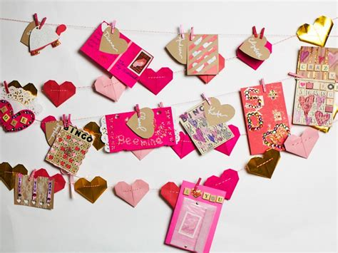 Valentines Day Handmade Card - handmade s day cards hgtv