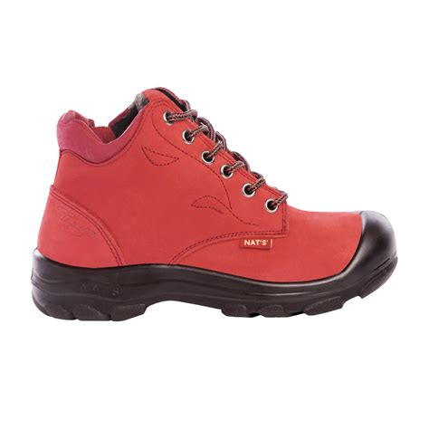 womans steel toe boots s steel toe safety boots 6 quot height model s556