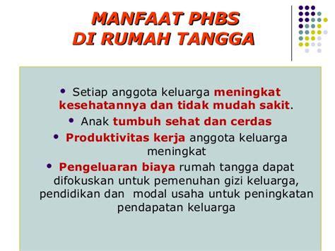 pengantar phbs