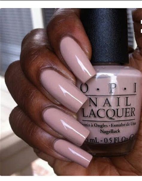 nail color for african women perfect nail polish for black women fashenista