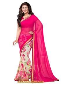 new sarees saree lehenga with blouse dress designs for girls 2015 16