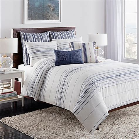cupcakes and cashmere bedroom cupcakes and cashmere indigo stripe duvet cover bed bath