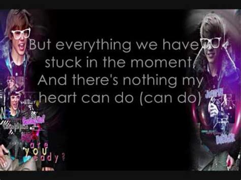 stuck in the moment justin bieber justin bieber stuck in the moment lyrics youtube