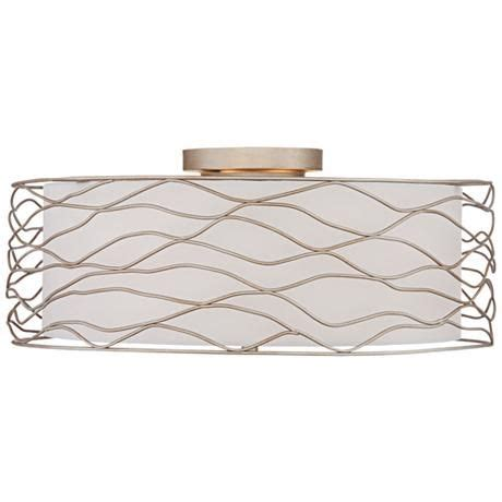 possini rivulet 18 w spun silver metal ceiling light 82 best let there be light images on lighting