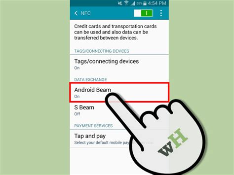 what is android beam 3 formas de utilizar android beam wikihow