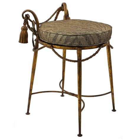 metal vanity bench iron vanity stool quotes