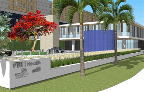 Miami Outpatient Detox Miami Fl by Fiu Health Partners With Miami Children S Hospital For New