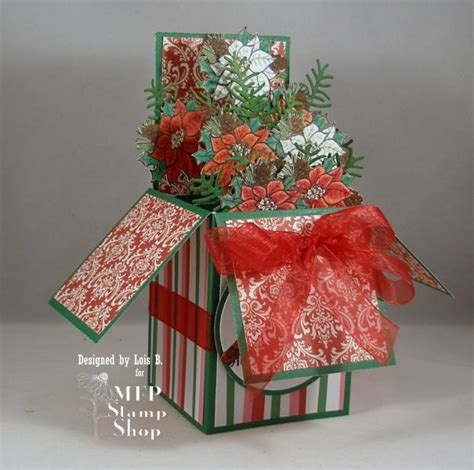pop up card box template christmas wt543 pop up box by clownmom at splitcoaststers