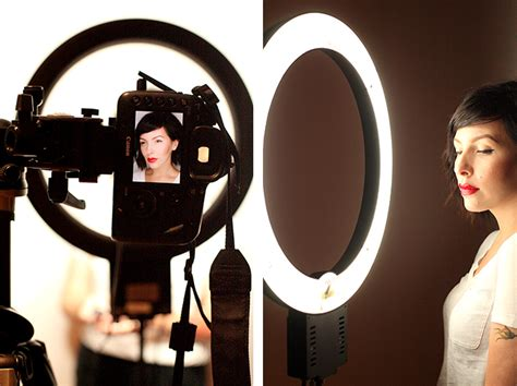 Make Up Light by Photography And Lighting Setup Keiko