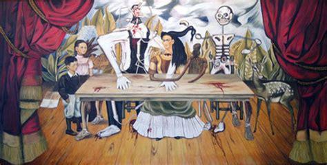 cuadros frida kahlo la mesa herida el misterio del cuadro de frida kahlo