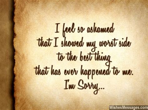 Apology Letter To Husband For Hurting Him 25 Best I Am Sorry Quotes On I Am Sorry I M Sorry Quotes And Im Sorry
