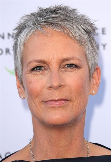 how to get the jamie lee curtis haircut jamie lee curtis short haircut for women over 50 pretty