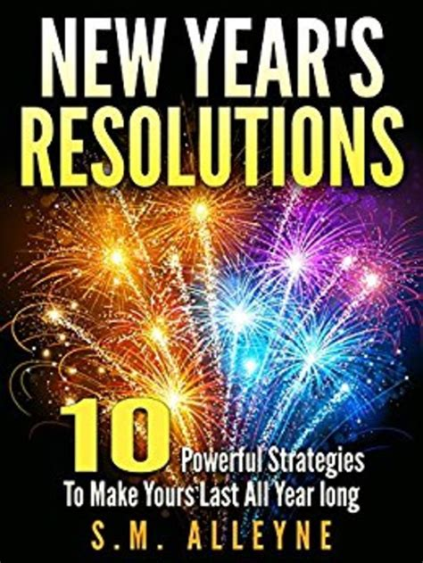 new year list top 10 new year resolutions a listly list