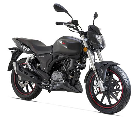 K Sport Motorrad 125 Ccm by Rkv