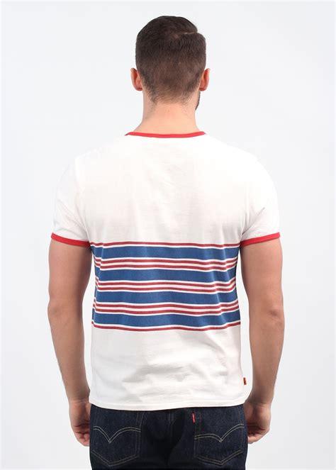 Tshirt Anak Levis Oranye levi s vintage clothing orange tab 1970 t shirt white