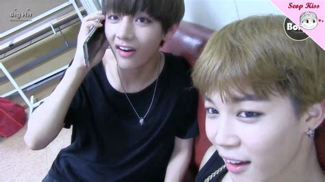 bts indo sub sub indo bangtan bomb jimin bts is on the phone with