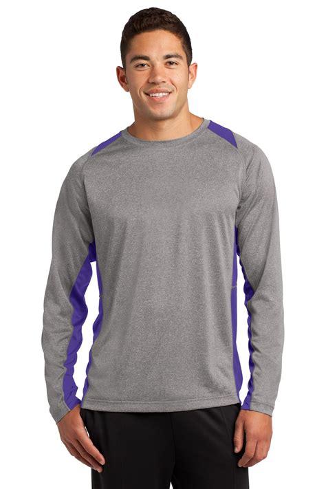 purple style ls sport tek st361ls blankstyle com