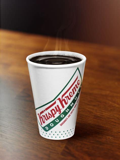 Krispy Kreme Giveaway - krispy kreme doughnut corporation coffee giveaway the culinary scoop
