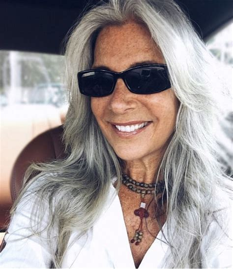 stylish gray hair image result for stylish woman on instagram with long gray