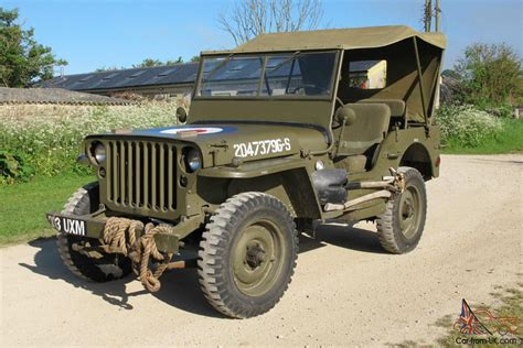 Jeep Willys 1944 1944 Willys Jeep